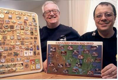 Pin Collectors Unite | Winnipeg Pin Collector's Club